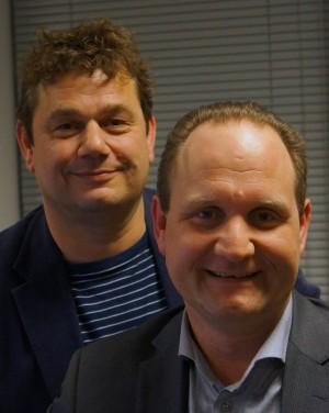 Mark Ipema & Jeroen de Jong