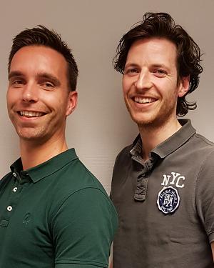 Mark Elfring & Tim van der Sman